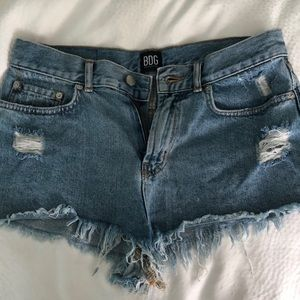 Urban Outfitters Denim Short